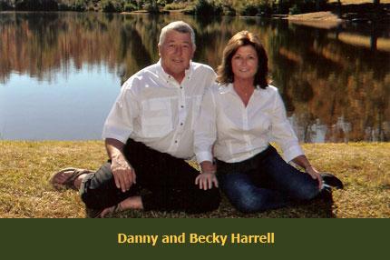 Danny & Becky Harrell