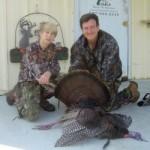Joey 1st turkey april 2012