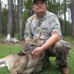 Johnny-blog 1st deer