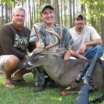 alex 1st buck  sept 2012