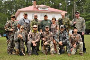 South Carolina Hunting